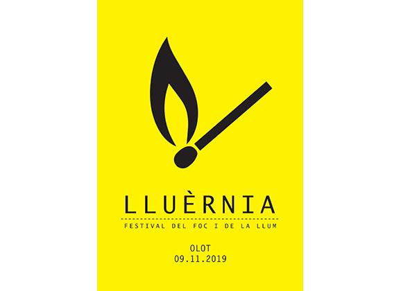 LLUÈRNIA (FESTIVAL DE LLUM I FOC)