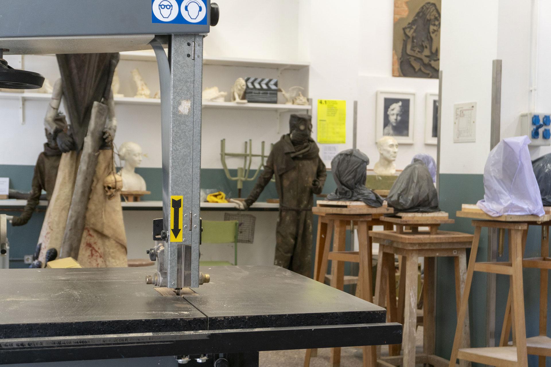 Aula Escultura