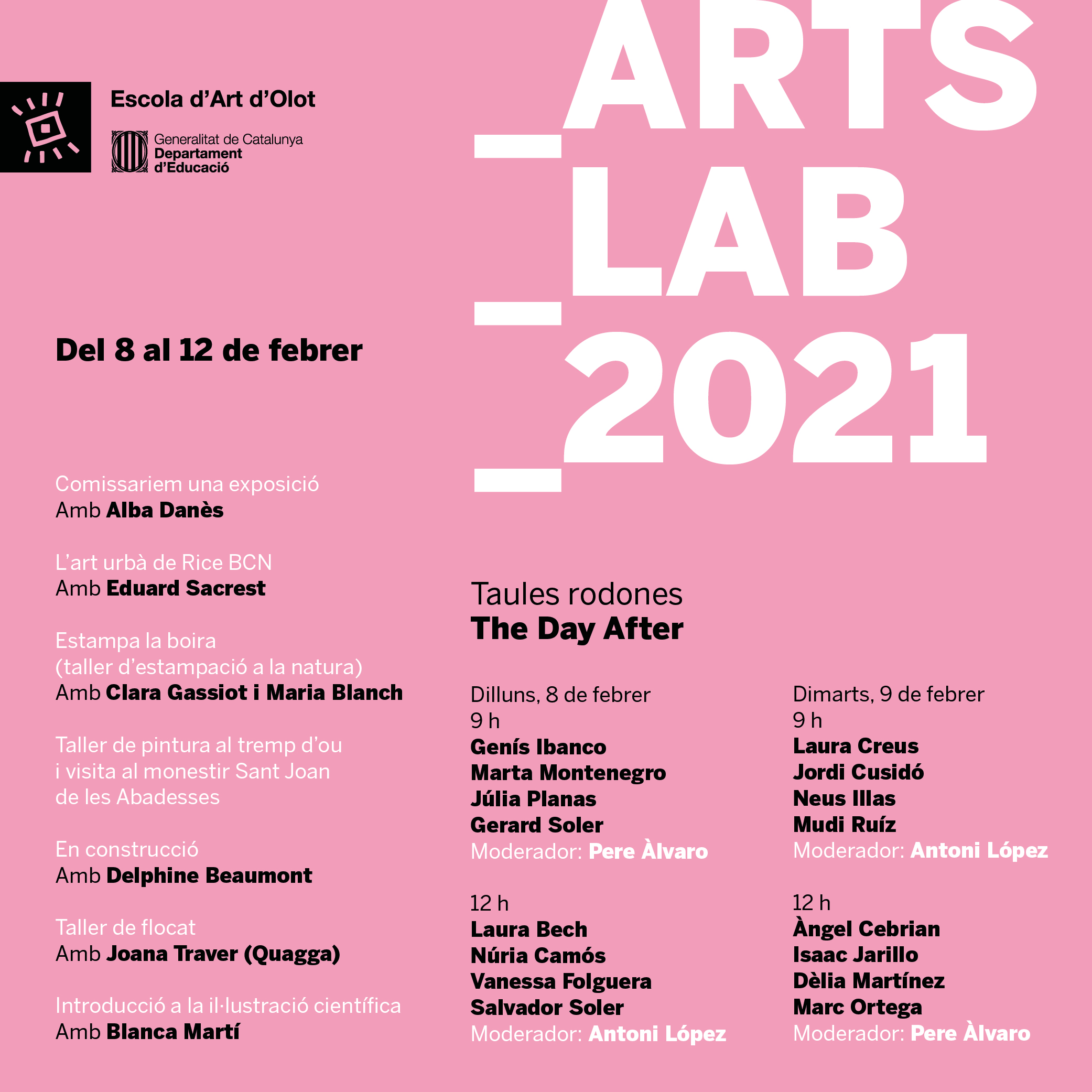 Jornades Arts_Lab